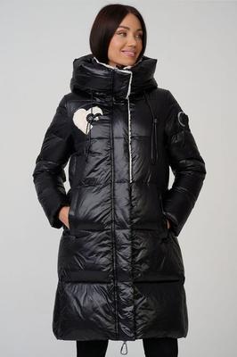 Теплое бежевое пальто 2021-2022