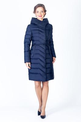 Зимнее пальто без меха большого размера